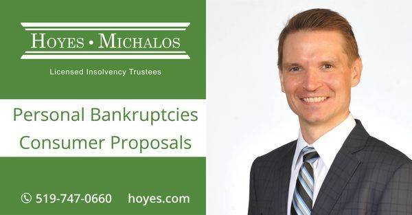 Free Consultation Kitchener Bankruptcy & Personal Insolvency 1