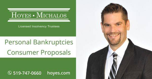 Free Consultation Kitchener Bankruptcy & Personal Insolvency 2